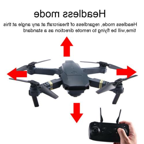 3D Wifi HD Camera Aircraft Foldable