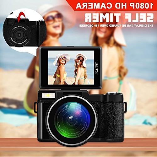 g36 camcorder vlogging zoom wide