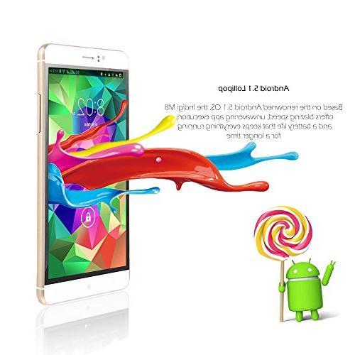 Indigi 3G M8 5.1 - Free 32gb microSD!