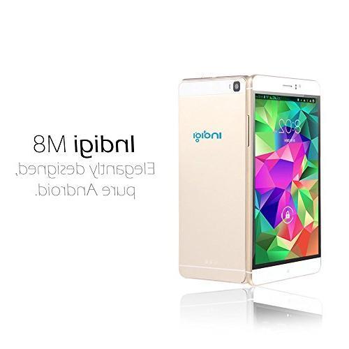 Indigi GOLD SmartPhone 5.1 Camera - 32gb