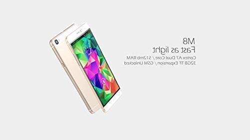 Indigi SmartPhone 6 HD 5.1 Camera - Free 32gb microSD!