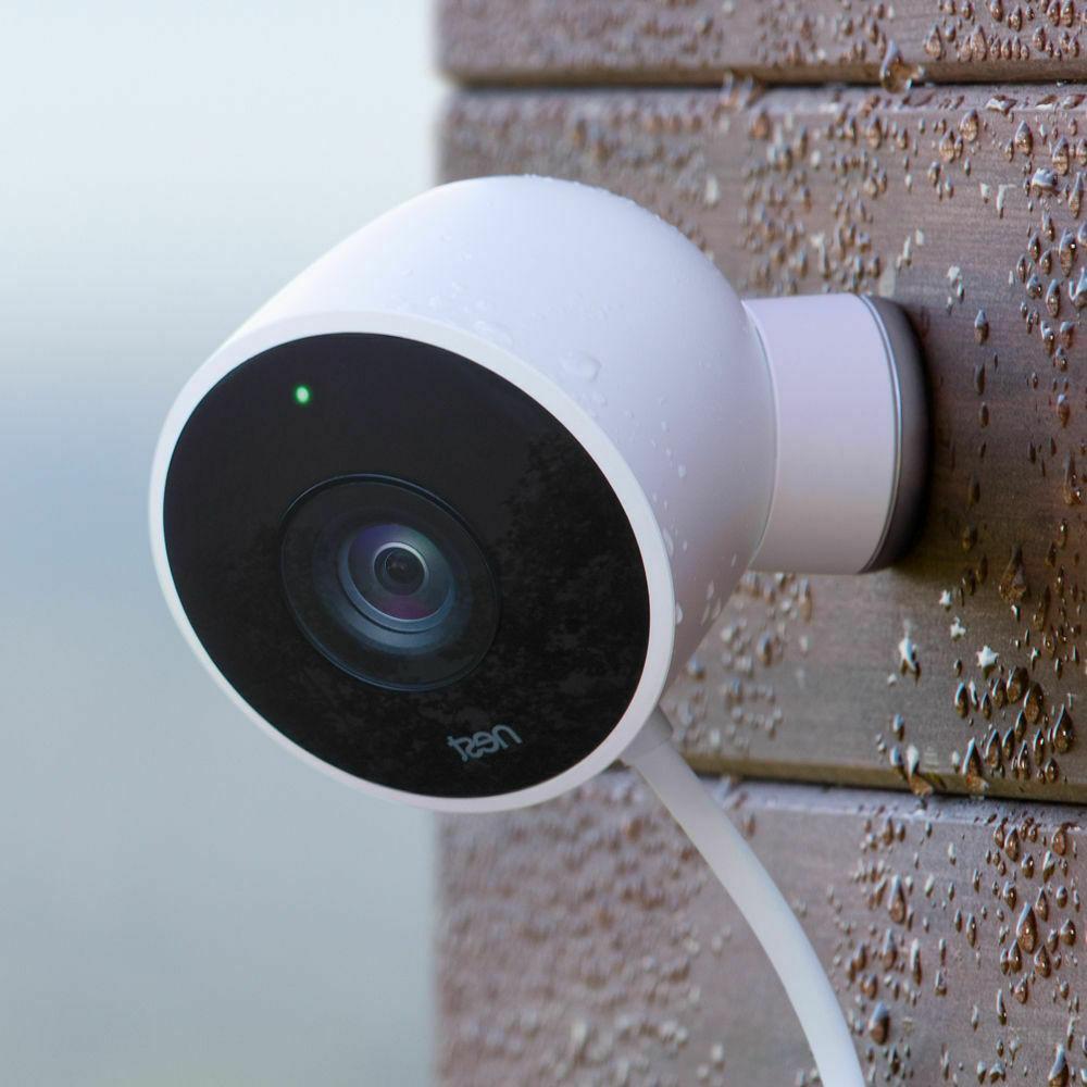 Google Nest Cam 1080p Wi-Fi Outdoor Security