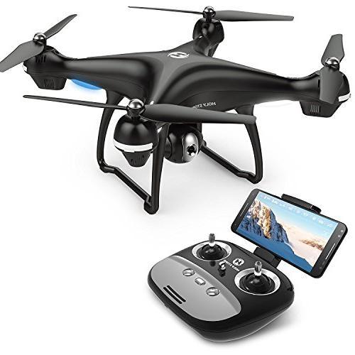 gps fpv rc drone hs100