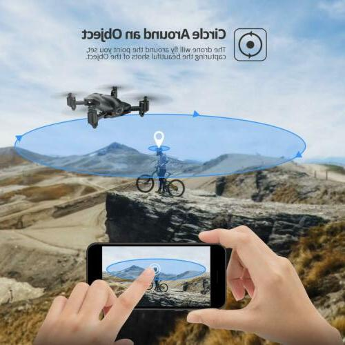 Holy Drones with WIFI 2K HD RC
