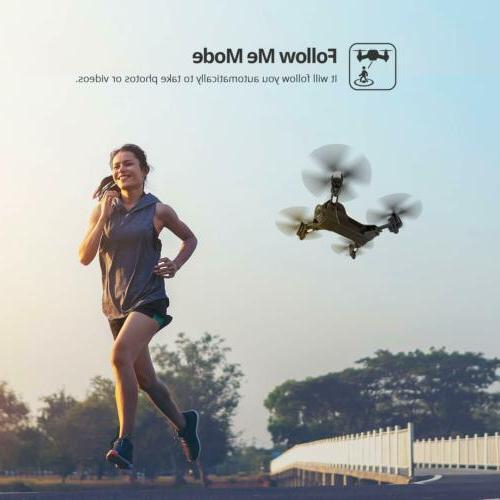 Drones HS165 WIFI 2K HD Camera FPV