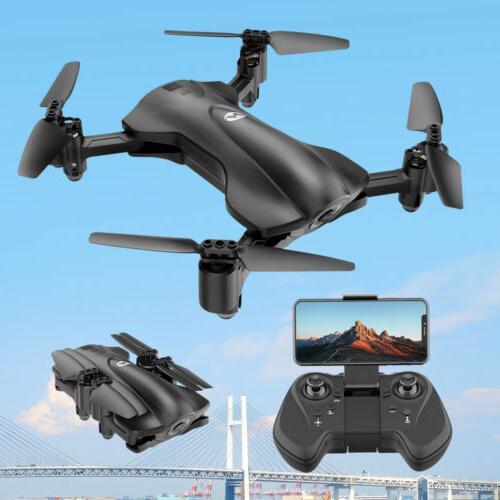 Holy Drones HS165 2K Camera RC Quadcopters