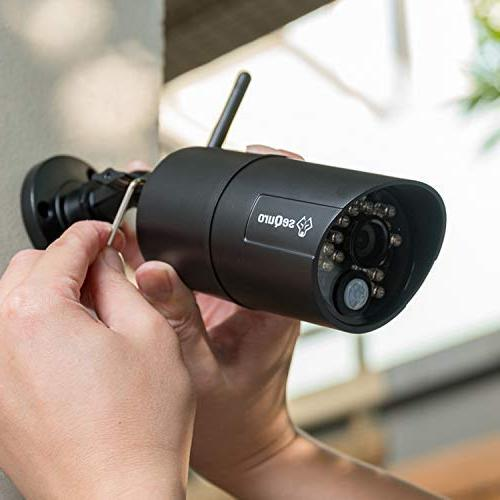 Sequro 720p For Sequro Guardpro DIY Surveillance