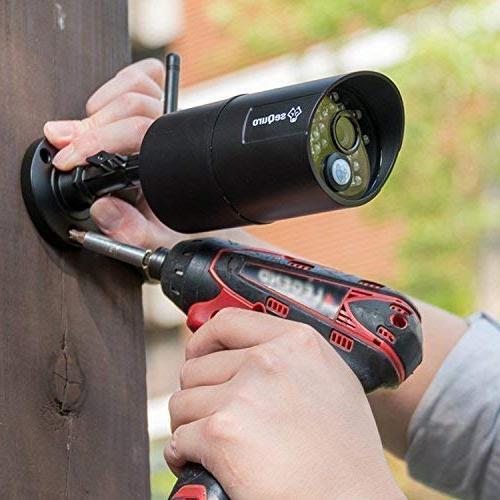 Sequro HD Outdoor Security For Sequro Guardpro Surveillance System