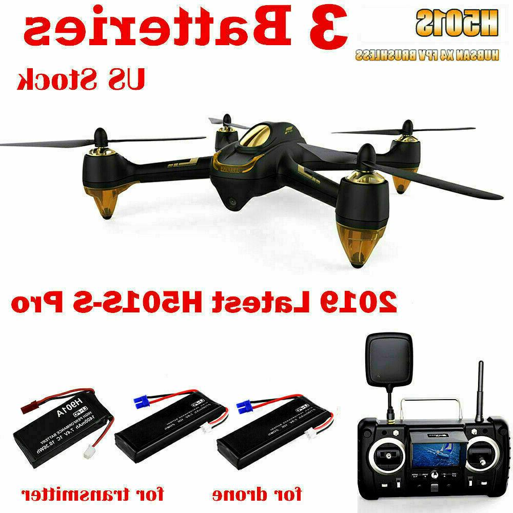 h501s x4 drone pro 5 8g fpv