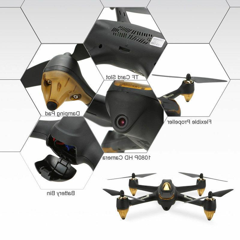 Hubsan H501S Drone GPS Quadcopter Camera RTH