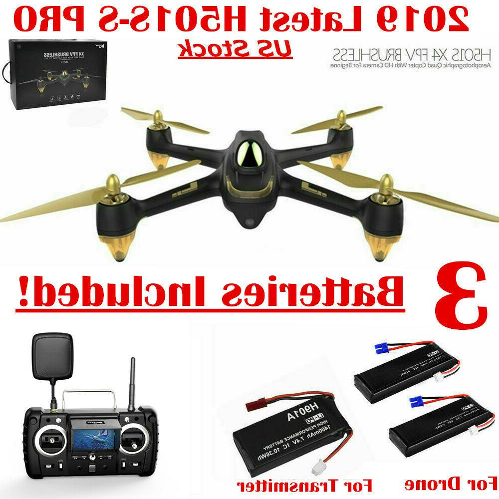 h501s x4 pro drone fpv gps rc