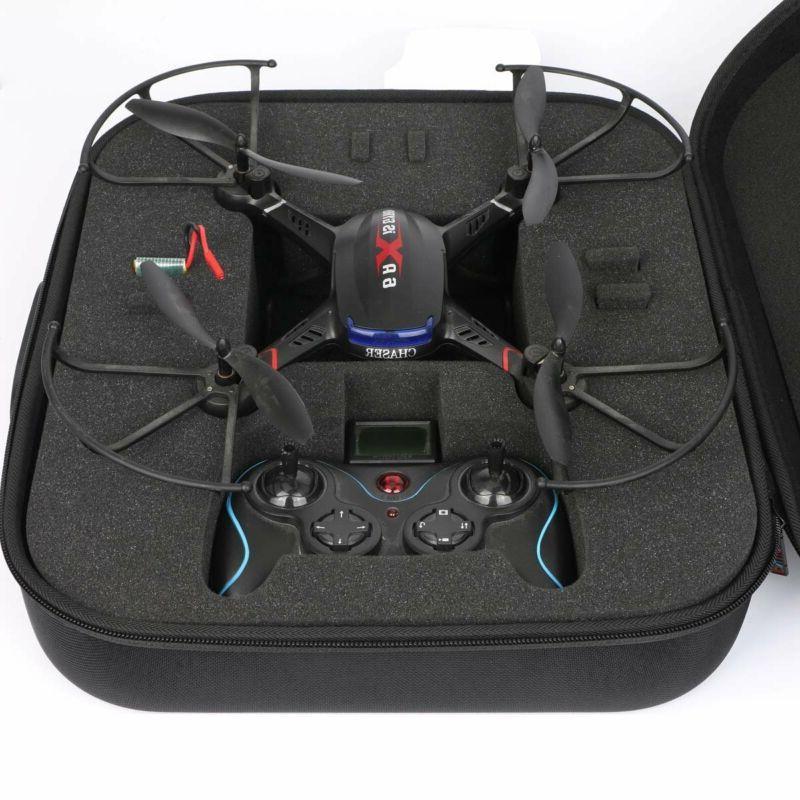 Hard Case Stone HD Camera Quadcopter Grown