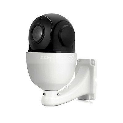 HD IP 30X Zoom Waterproof PTZ Speed Dome Cameras