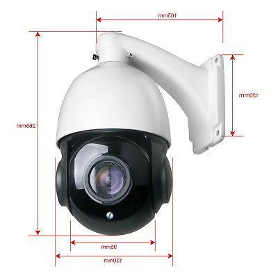 HD 2MP Outdoor IP Camera Waterproof Cameras