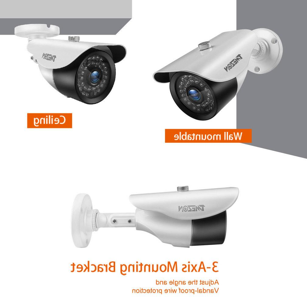 HD Night Cameras Outdoor Video CCTV System Home
