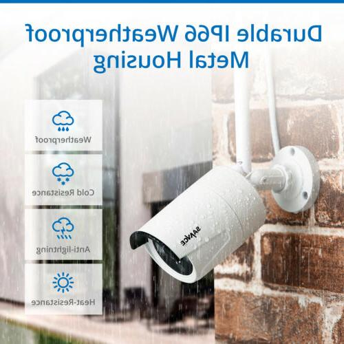 SANNCE 1080P Network Security IR Motion