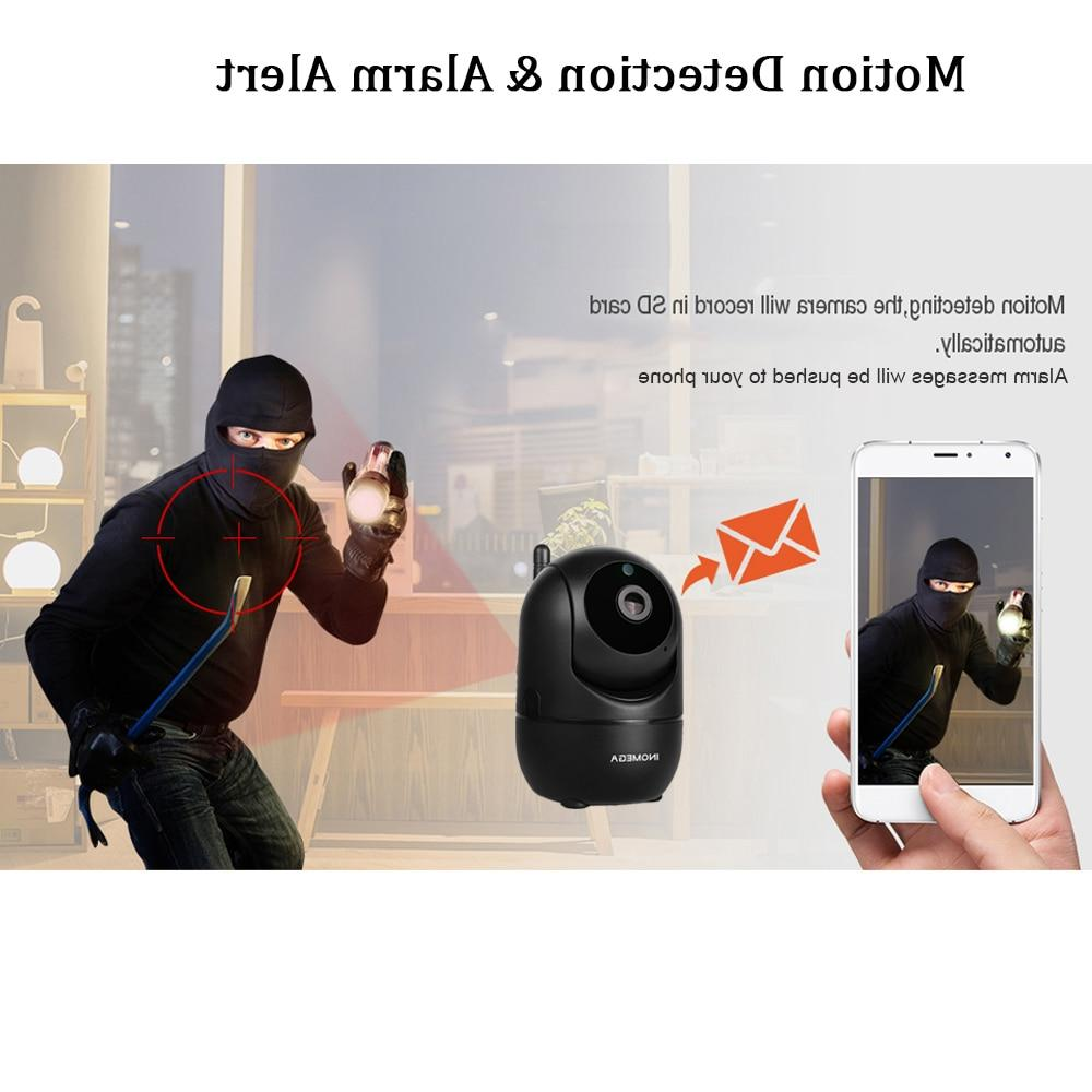 INQMEGA HD 1080P Wireless Auto Tracking Of <font><b>Home</b></font> Security Surveillance