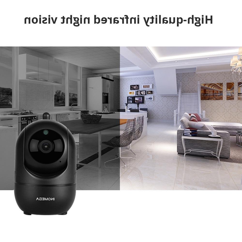 INQMEGA HD Wireless <font><b>IP</b></font> Intelligent Auto Of Human <font><b>Home</b></font> Security Network Wifi