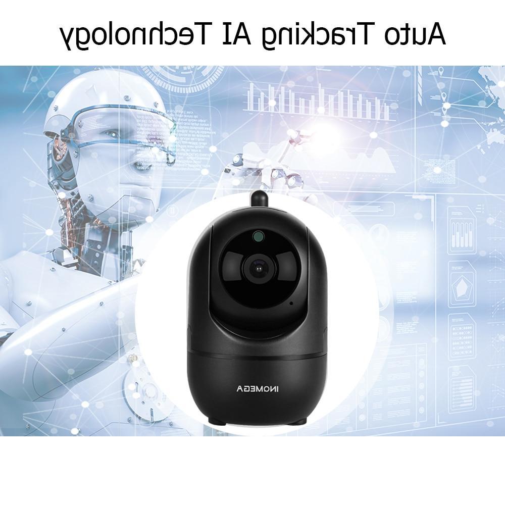 INQMEGA HD Cloud Wireless Auto Tracking Of <font><b>Home</b></font> Network <font><b>Camera</b></font>