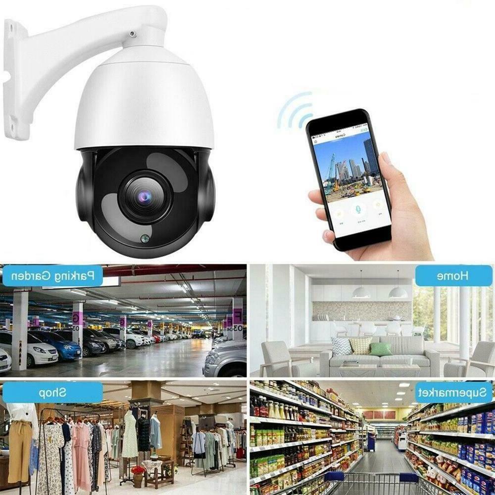 HD Speed IP Tilt IR Network Security Cameras