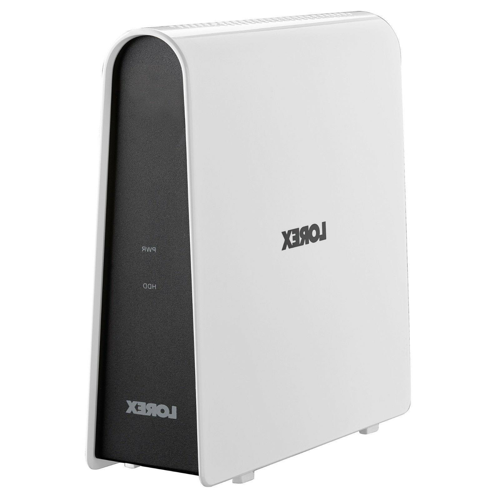 Lorex 1080p free Security Camera 4 Wireless Cameras DVR NIB