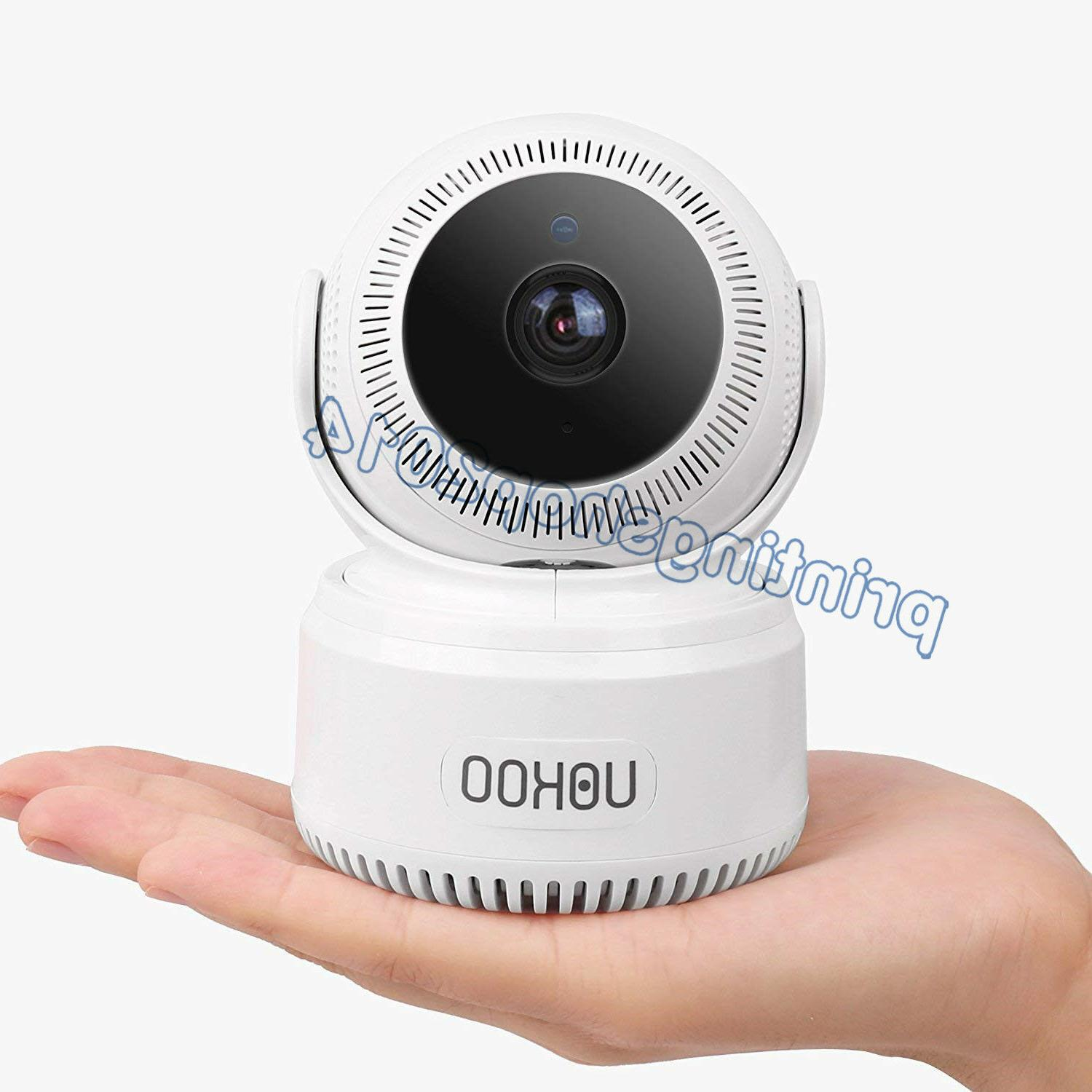 UOKOO HD Camera Surveillance Wifi for IOS Android