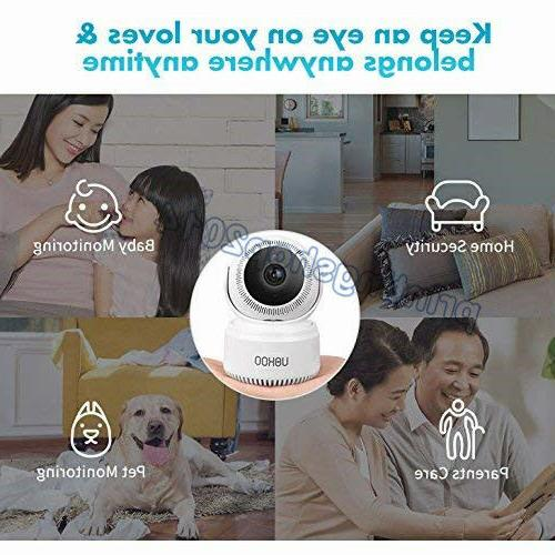 UOKOO HD 720P Surveillance Wireless Wifi IOS Android