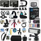 GoPro Hero5 Black 4K Ultra HD Camera + 9PC Filter Kit Set &