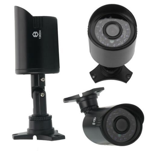 HODELY 1080N DVR HD Camera System