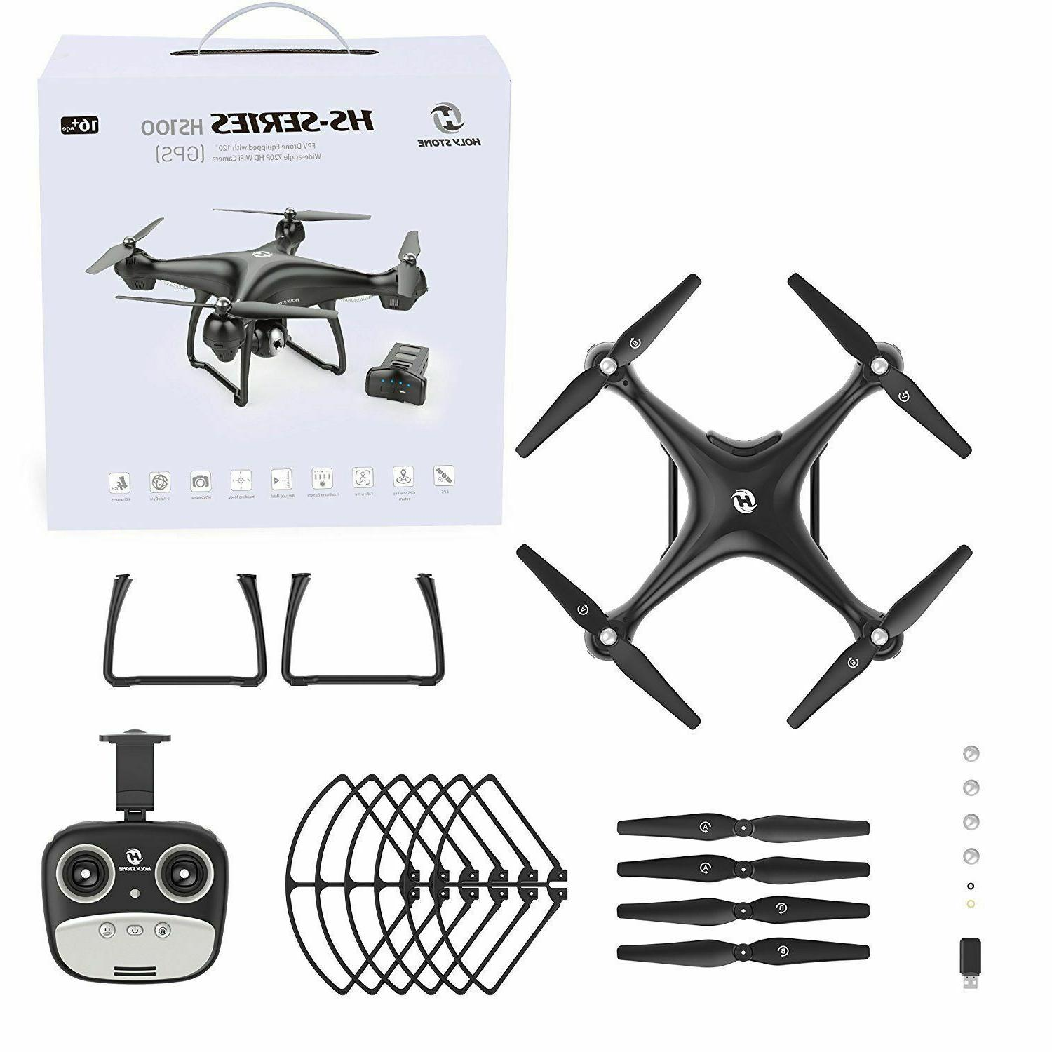 Holy HS100 WiFi RC With 1080P 2.4G RTF