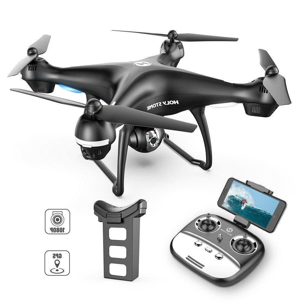 hs100 fpv drone with 1080p hd camera