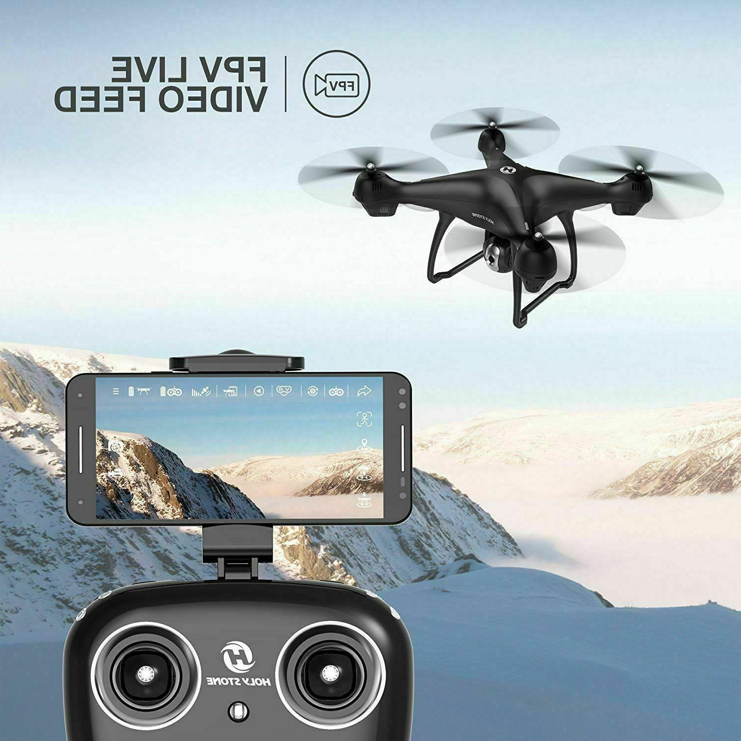 Holy GPS Drone HD Camera 2.4G RTF RC