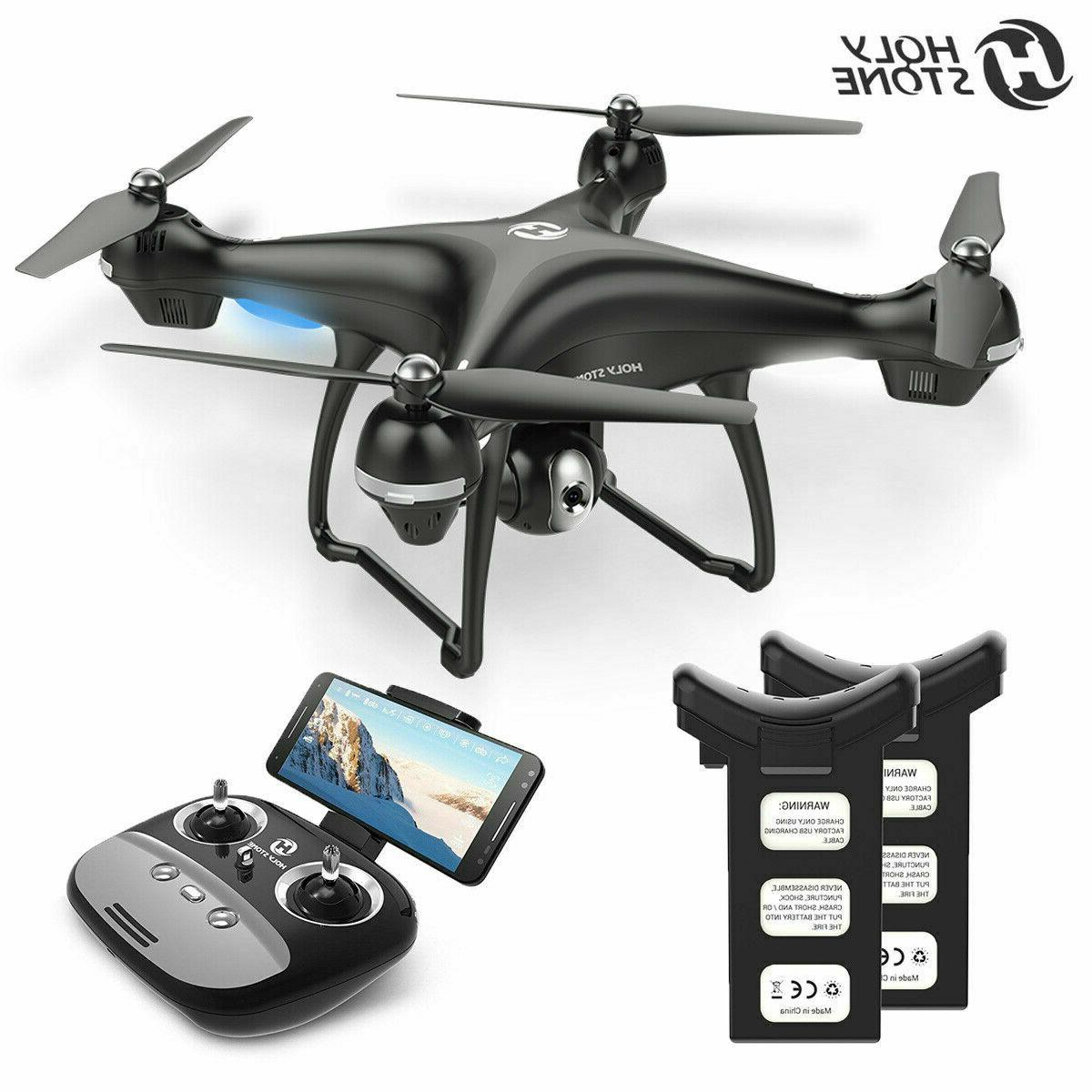 hs100 fpv gps drone with 1080p hd