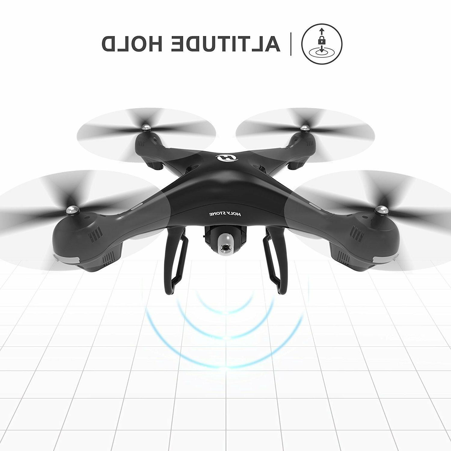 Holy FPV With HD Quadcopter