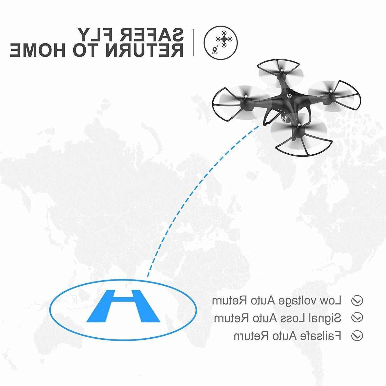 Holy HS100 GPS FPV 1080P HD WIFI Quadcopter