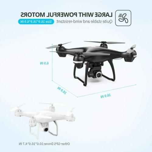 Holy Drone with 2K Camera Large Quadcopter