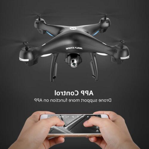 Holy Stone HS100 Drone 2K HD Camera Quadcopter Return