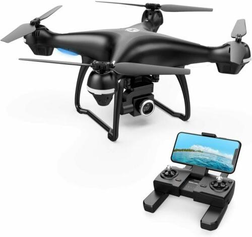 hs100 rc drone with 2k hd camera