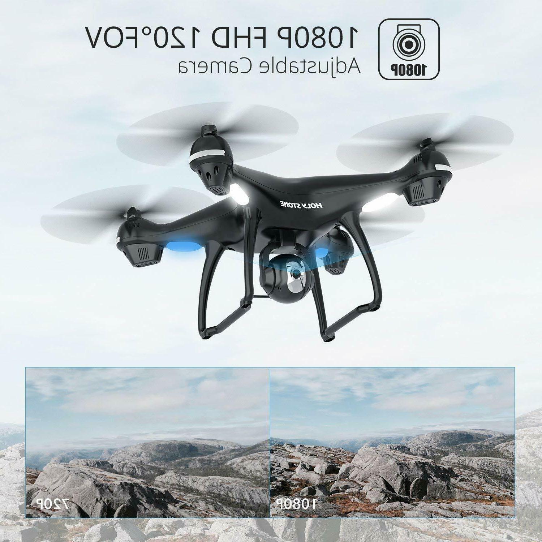 Holy GPS Drone HD Camera FPV