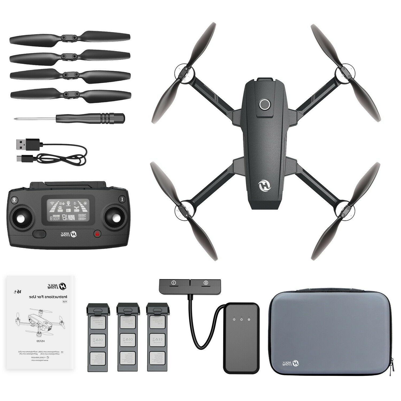 Holy Stone GPS Drone 5G Brushless