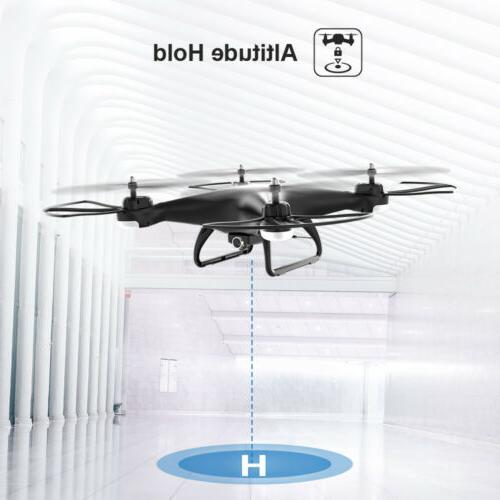 Holy HS110D RC with WiFi HD Video Quadcopter