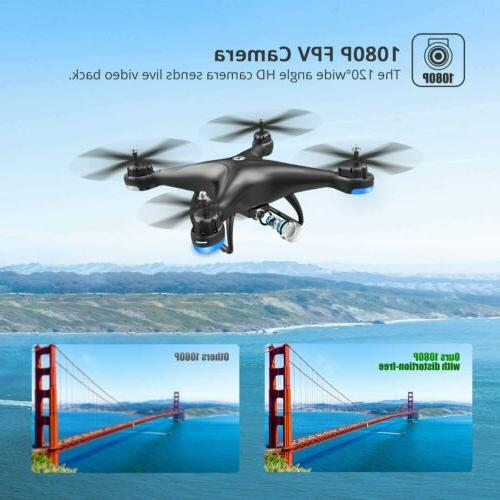 Holy HS110D FPV RC Drones with Video