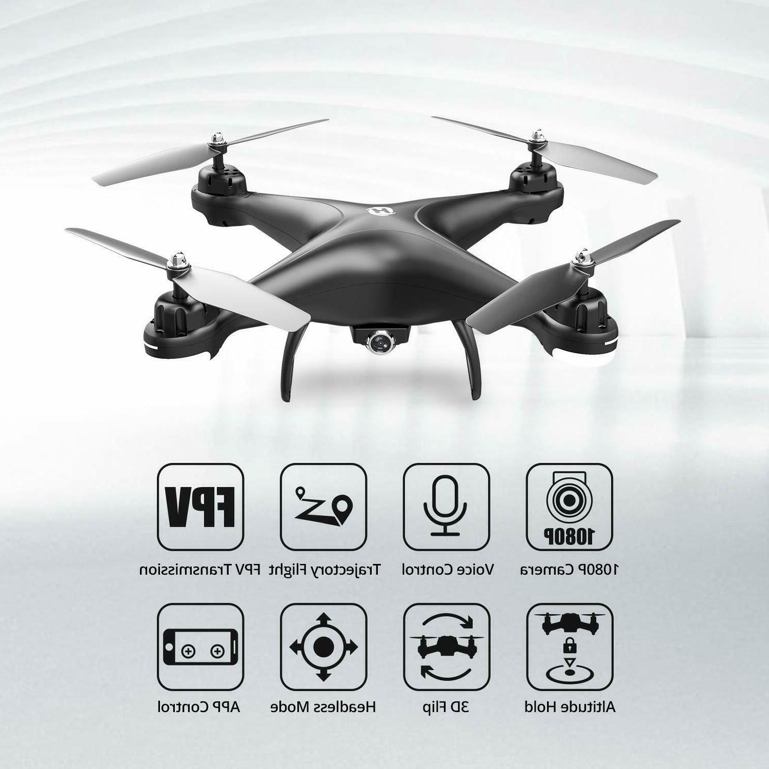 Holy HS110D RC Drone with HD Camera