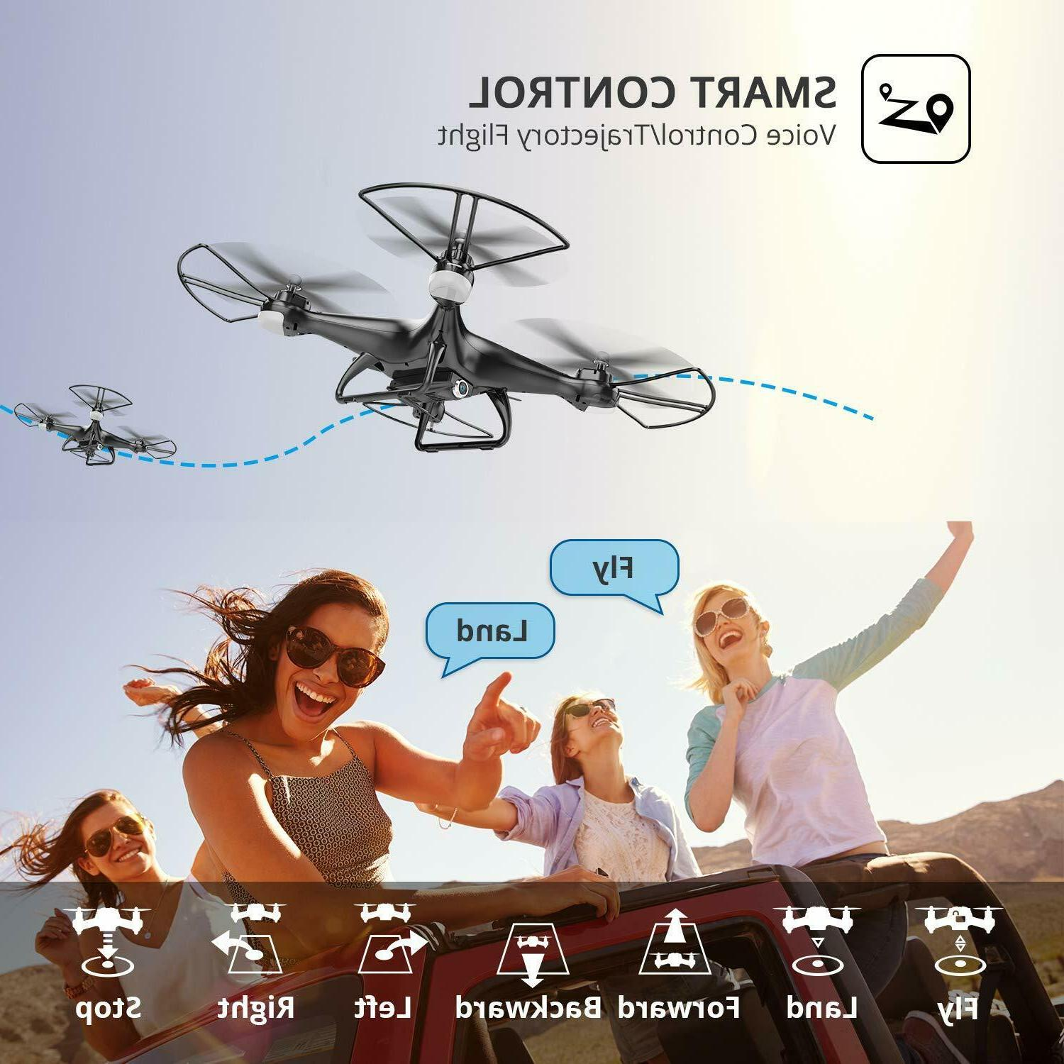 Holy HS110D RC with HD Camera 120°