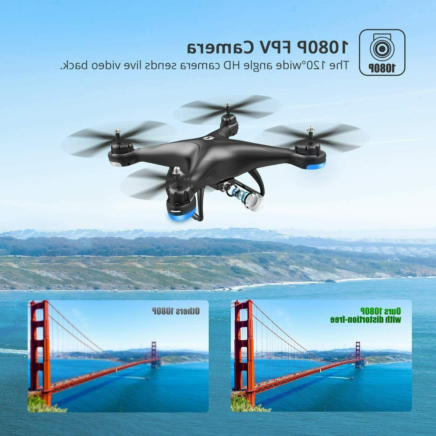 Holy Stone RC Drones with WiFi HD Live Video