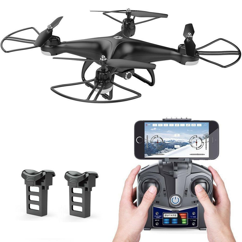 Holy Stone HS110D FPV Drone with WIFI RC Quadcopter