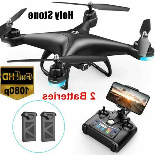 hs110d rc fpv with 1080p hd camera