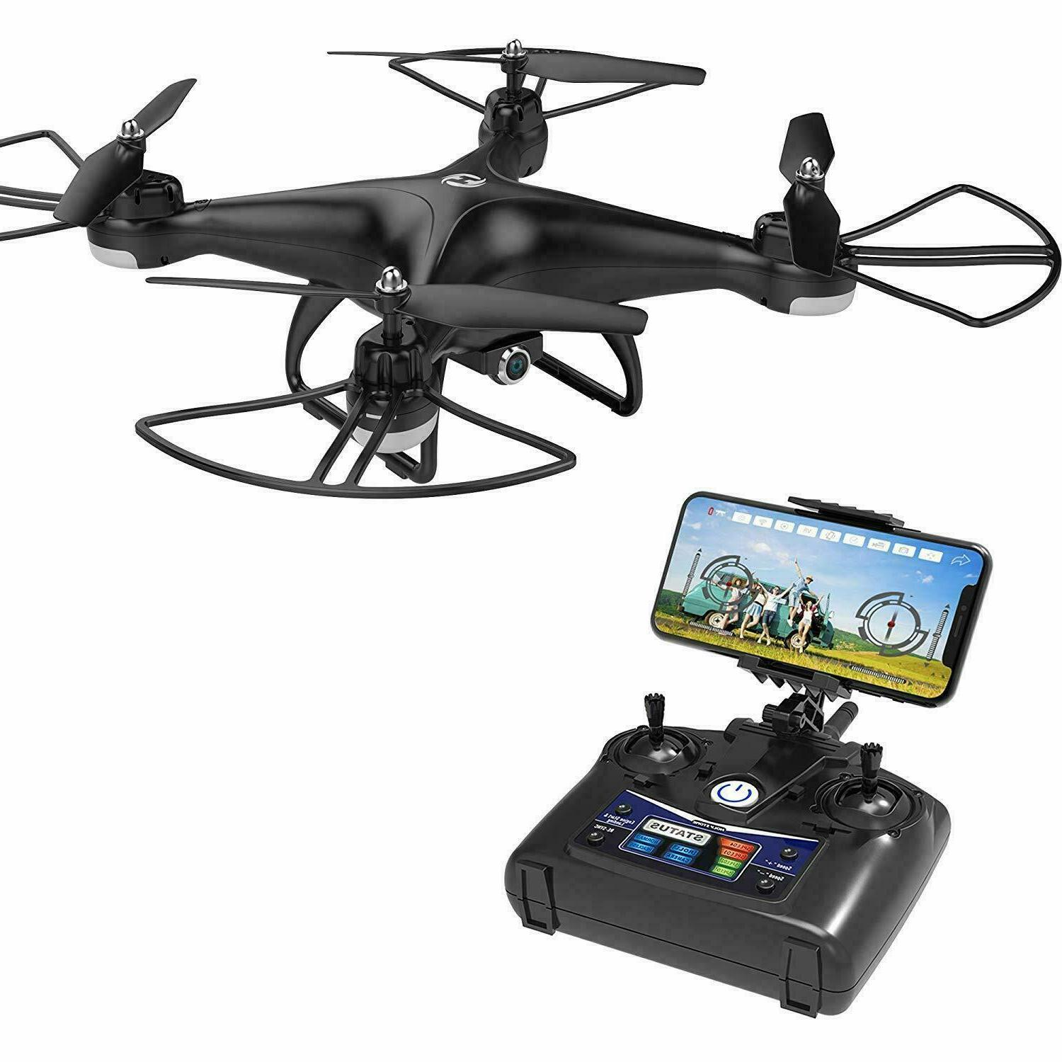 Holy HS110D Drone with WIFI 2.4G Quadcopter