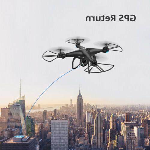 Holy RC Drone Camera GPS Quadcopter Follow