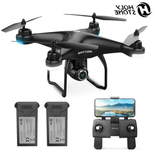 hs120d fpv drones with 1080p hd camera